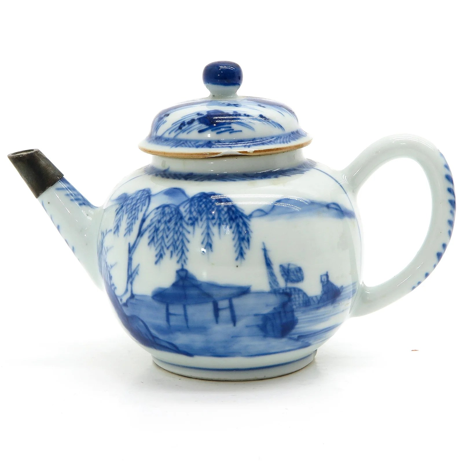 A Chinese Teapot