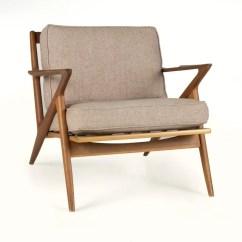 Poul Jensen Z Chair Replica Desk Mesh Back A Danish Modern For Selig