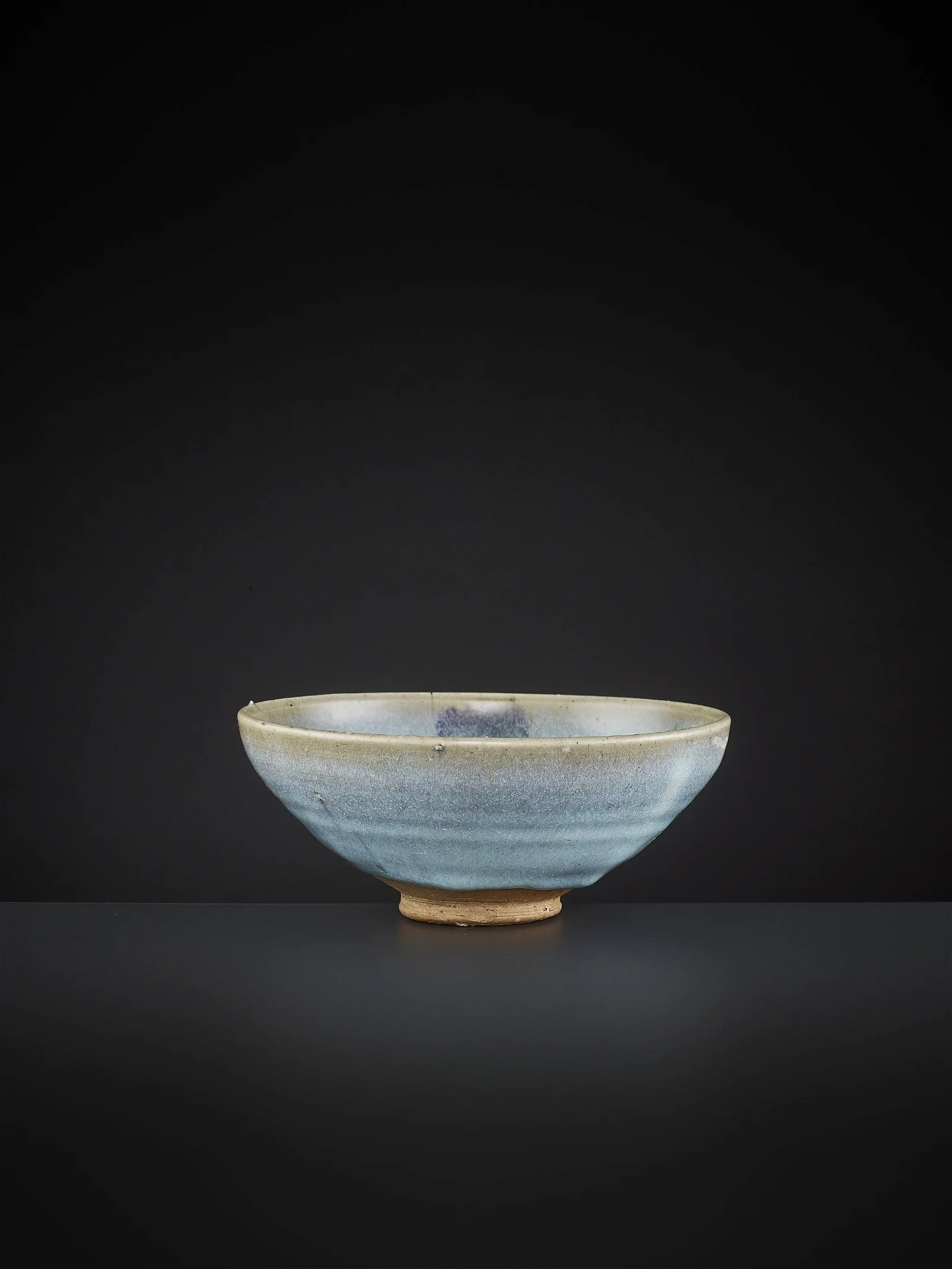 A JUNYAO CONICAL BOWL, 13TH-14TH CENTURY