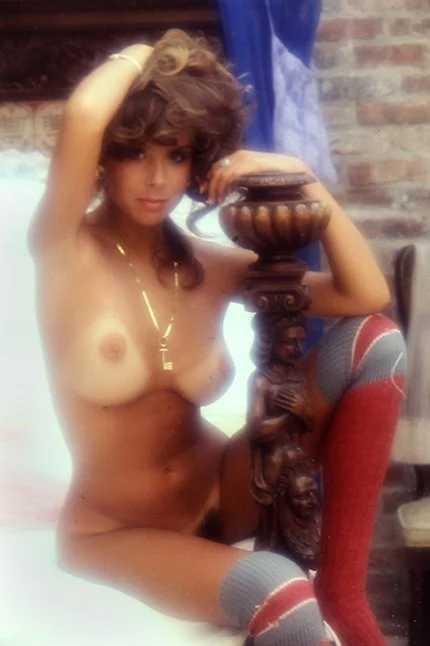 Corinne Alphen 1981 35mm By Bob Guccione