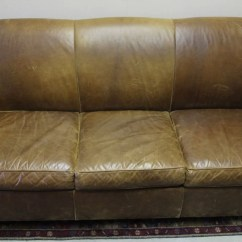 Leather Sofa Like Pottery Barn Large Throws John Lewis By Mitchell Gold