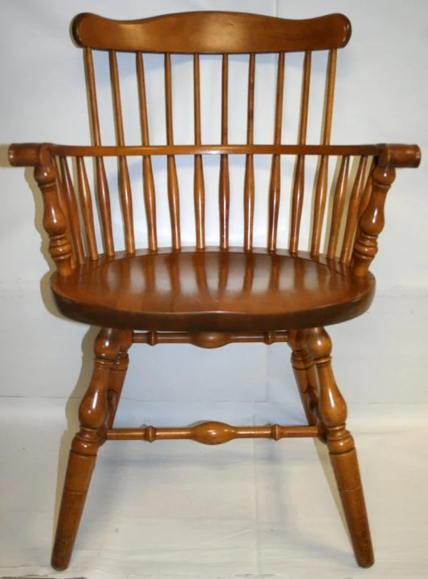 Colonial Chair 090549 S Bent And Bros Colonial Chairs Co Arm Chair