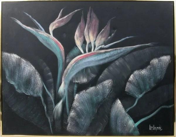 050390 Lee Reynolds Workshop Acrylic Canvas 3'4