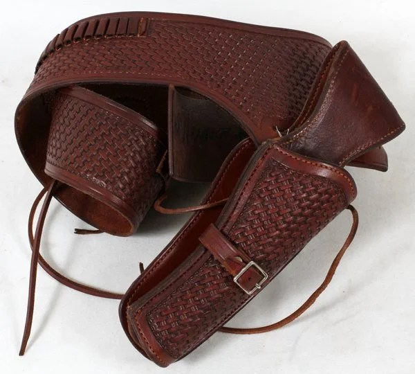also viking mexico leather holster  belt  rh liveauctioneers