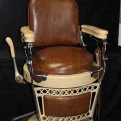 Koken Barber Chair Headrest Comfy Rocking Chairs Antique Emil J Paidar