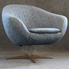 Swivel Pod Chair Affordable Massage Mid Century Modern