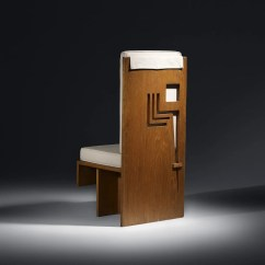Frank Lloyd Wright Chairs Hanging Chair Ideas From The Trier House