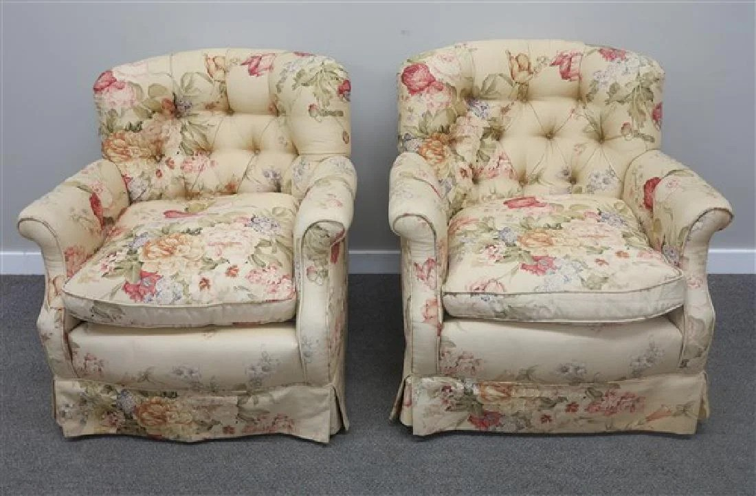 floral upholstered chair patio chaise lounge chairs 2