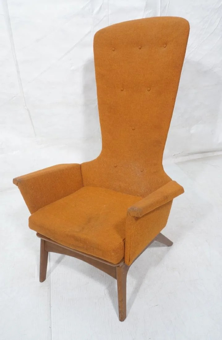 adrian pearsall lounge chair and ottoman canada tall back flar