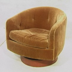 Barrel Chairs Swivel Rocker Diy Wicker Chair Cushions 372 Thayer Coggin With Bas