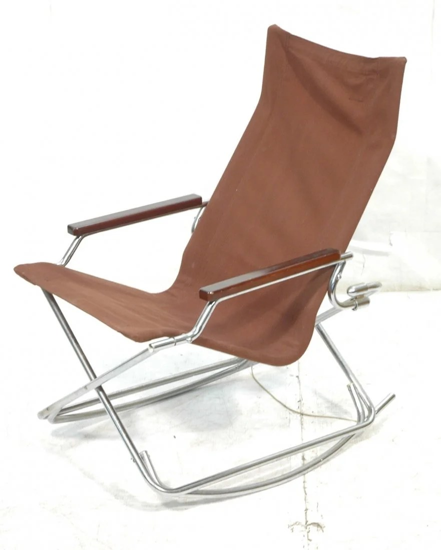 folding z chair potenza tall high back uchida rocking made in japan la