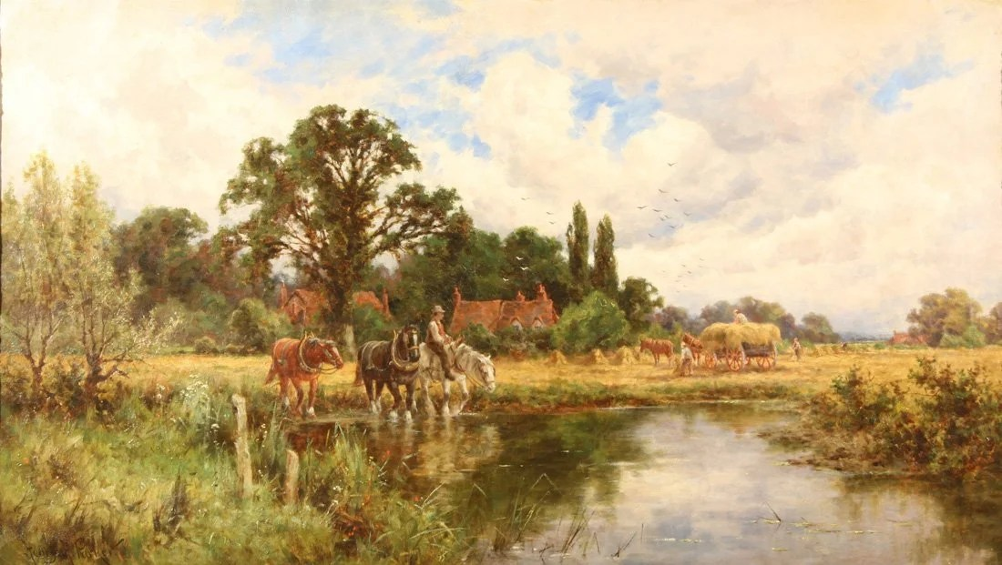 Henry H. Parker Paintings