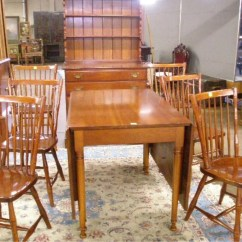 Stickley Leopold Chair For Sale Monitor Stand 1267 8 Pc Dinning Room Set