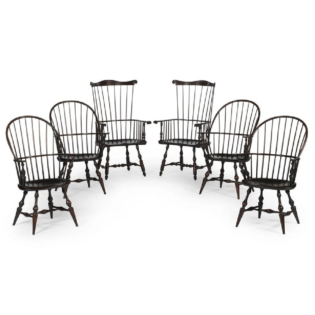 Windsor Chairs Black D R Dimes Windsor Chairs Oct 6 2018 Cowan S Auctions In Oh On Liveauctioneers
