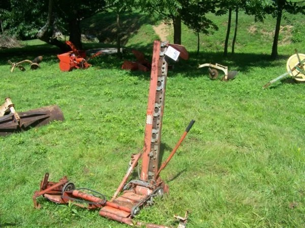 Sickle Bar Mower Parts - Year of Clean Water