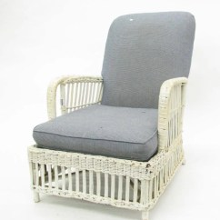 Antique Wicker Chairs Purple Chaise Lounge Karpen Chair