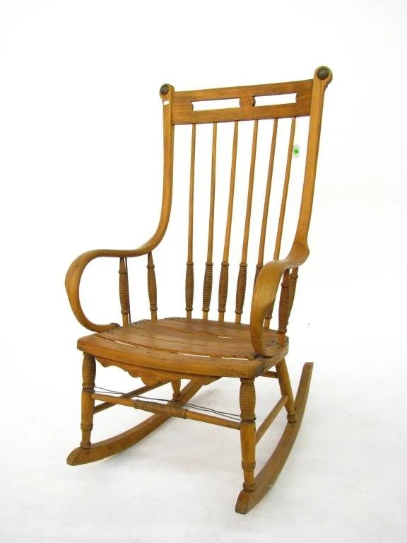 handmade rocking chairs minnie mouse lounge chair antique