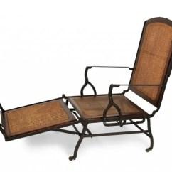 Folding Chair Auction Malkolm Swivel 9 Marks Adjustable Company New York 39a