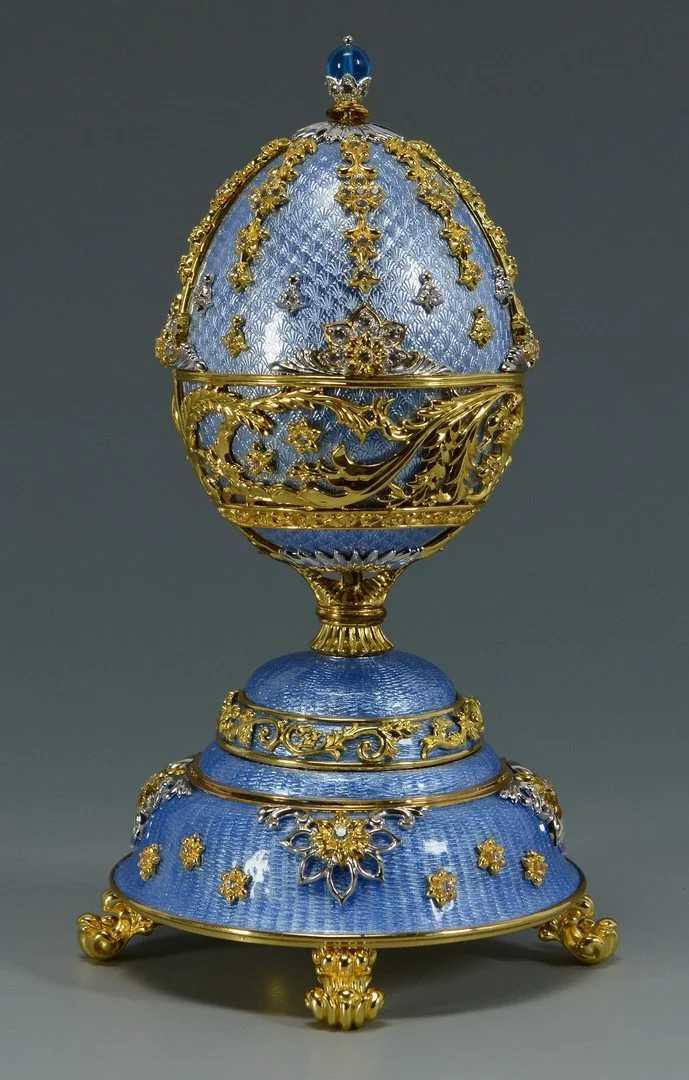 Franklin Mint Faberge Egg