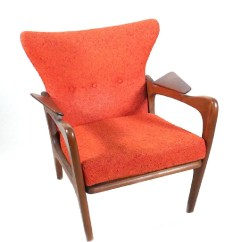 Adrian Pearsall Lounge Chair Bath Chairs For Handicapped Wingback Vintage