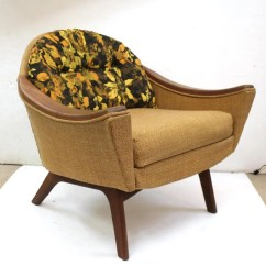 Adrian Pearsall Lounge Chair Counter High Table And Chairs Set Mid Century Modern