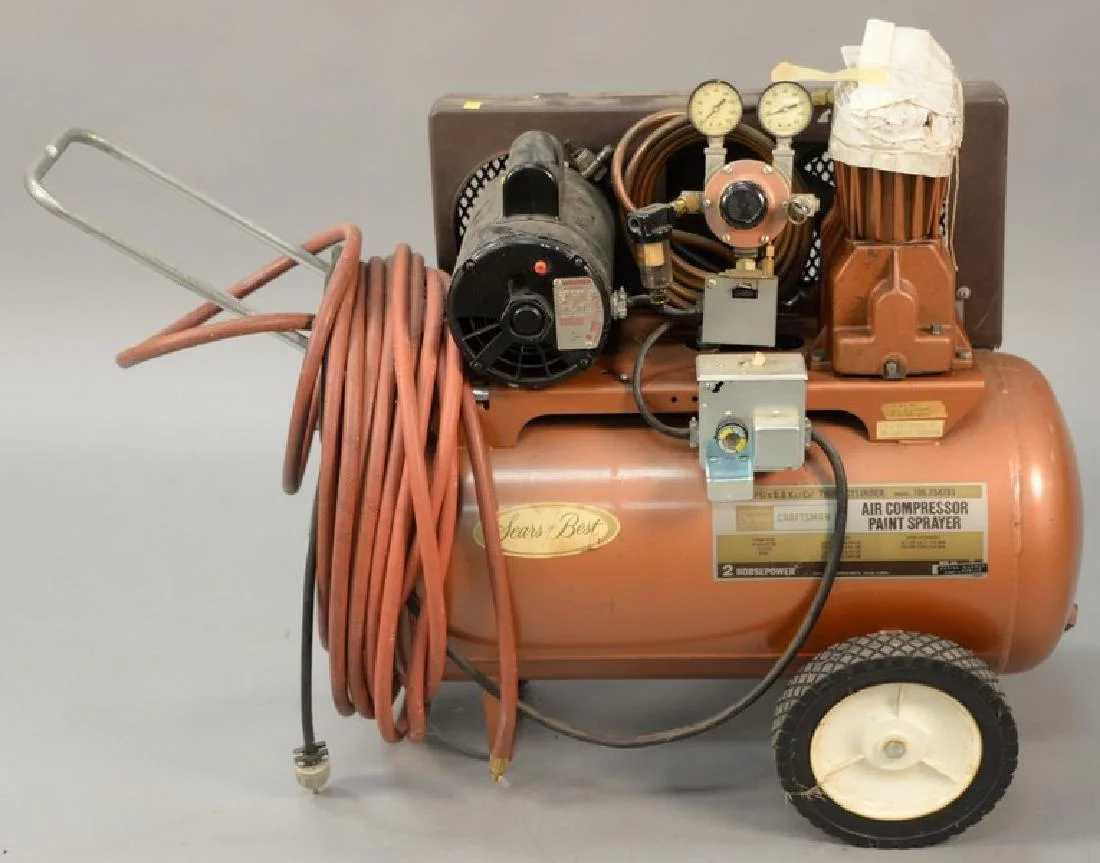 Craftsman 2hp Air Compressor Motor