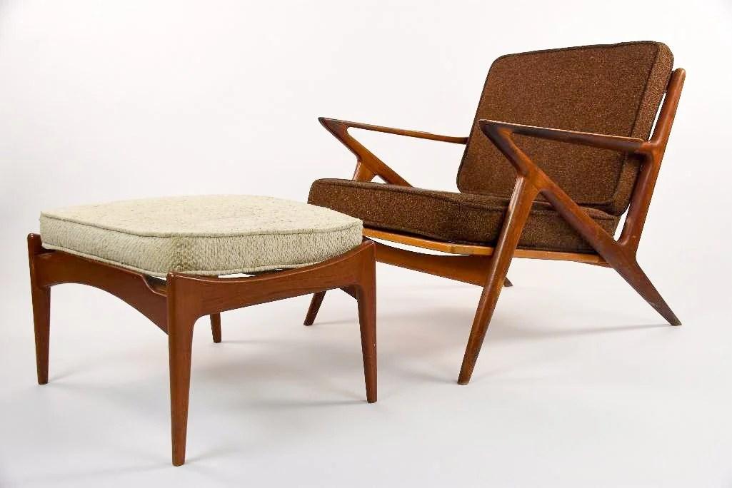 poul jensen z chair replica michigan adirondack selig and ottoman