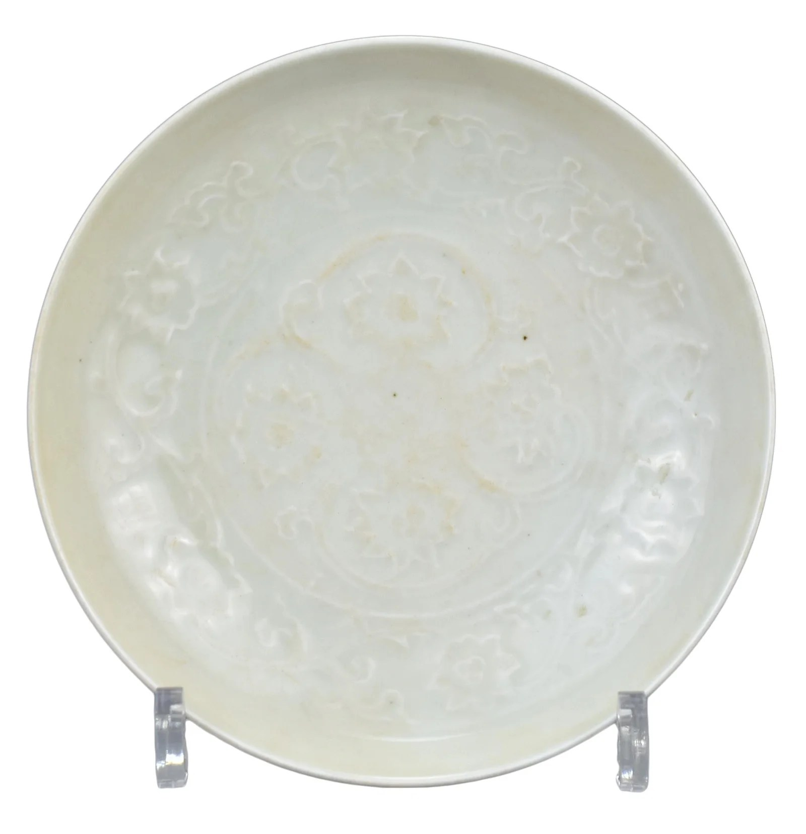 A Chinese Shufu Type Porcelain Bowl – Yuan Dynasty or