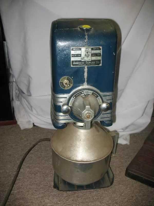 American Duplex Coffee Grinder