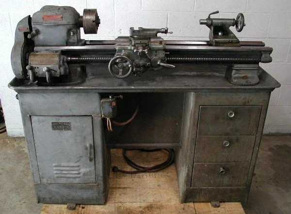 Antique Metal Lathe Identification