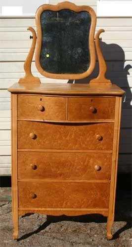 Maple Dresser