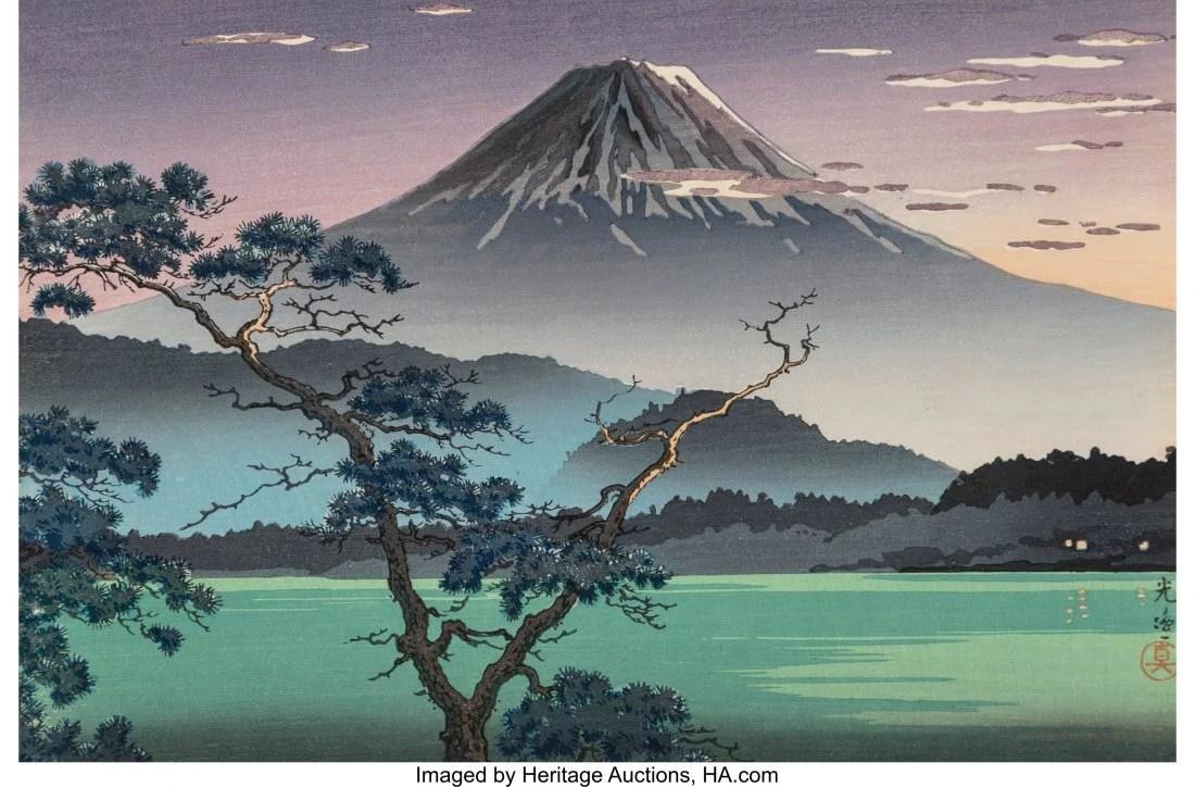 78423: Koitsu Tsuchiya (Japanese, 1870-1949) Sengakuji