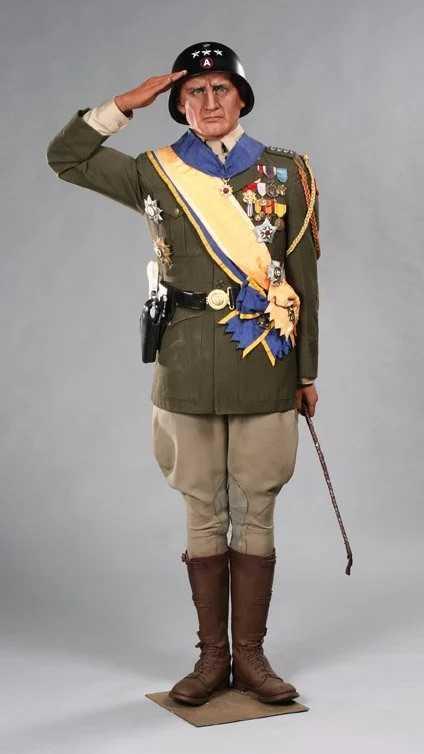 36 George C Scott as General George Patton