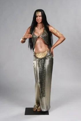 121 Kelly Hu as Cassandra from The Scorpion King  Lot 0121