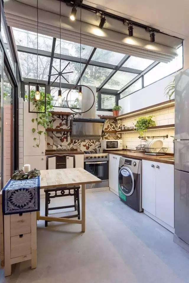 how to remodel a kitchen pics of cabinets 40 的破房子 也能改造成这样 居然还有阳光大厨房 大众点评网