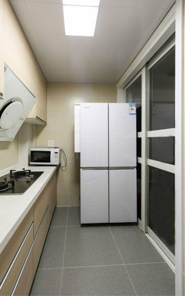 ikea kitchen remodel glass cabinet doors 宜家厨房装修风格让生活更浪漫 大众点评网 一扇薄薄的玻璃推拉门 几乎不占什么空间 既起到隔断的作用 又可以让整个空间看起来更通透 更明亮 平实的设计 效果却很出彩 绝对值得一试 宜家型的厨房