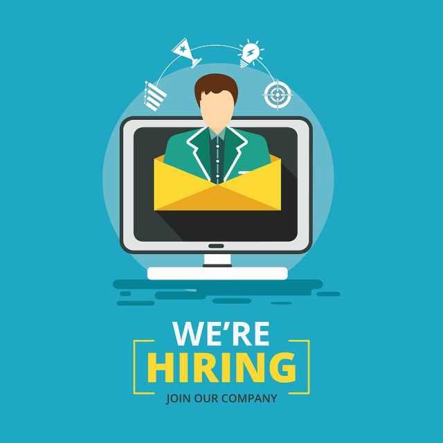 hire, hiring, recruitment, recruiting, advertisement, career, vacancy, office, employee, business