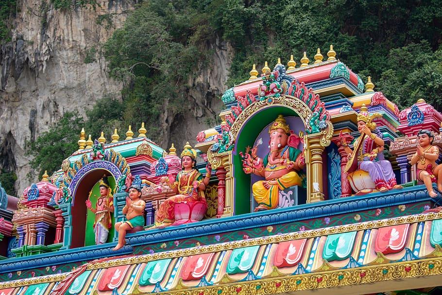 Temple Malaysia Religion Travel Hinduism God Asia Worship Hindu Culture Pxfuel