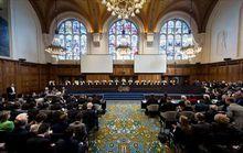 海牙國際法庭_360百科