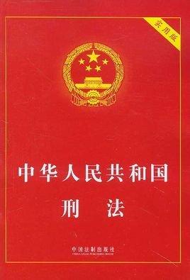 中華人民共和國刑法_360百科