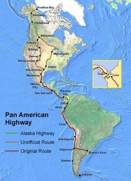 泛美公路_360百科