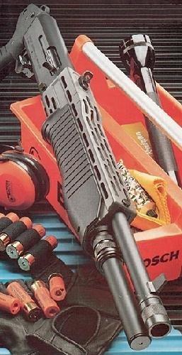 spas-12多功能霰彈槍_360百科