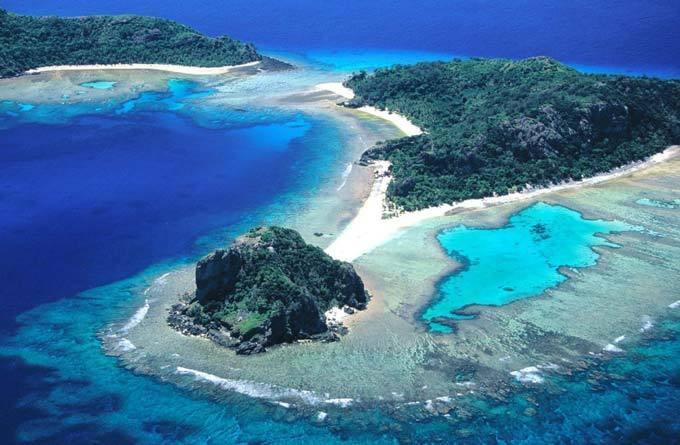 珊瑚礁海岸_360百科