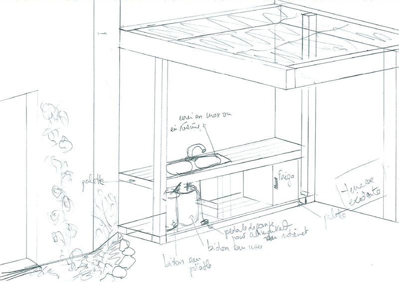 plan de travail cuisine brico depot