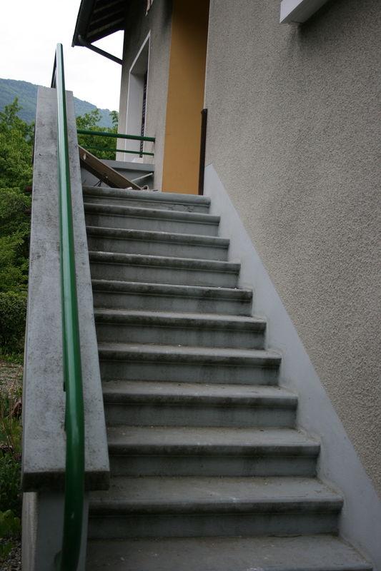 Escalier Extrieur Photo De Visite De La Maison La