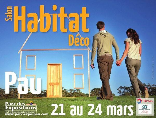 Salon Habitat Dcoration et Jardin Pau 2013  Pau Commerces  Pau infos  Sortir  Pau