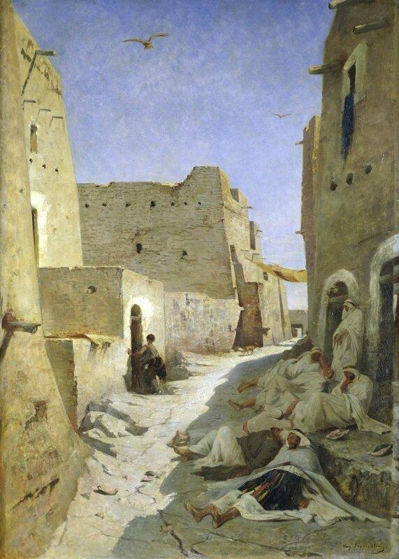 Landmark Exhibition In Minneapolis Traces Eugne Delacroix