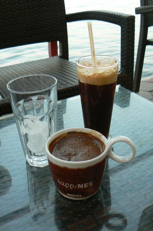 CAFE SUR LEAU Mon Grain De Sel Nauplie En Grece