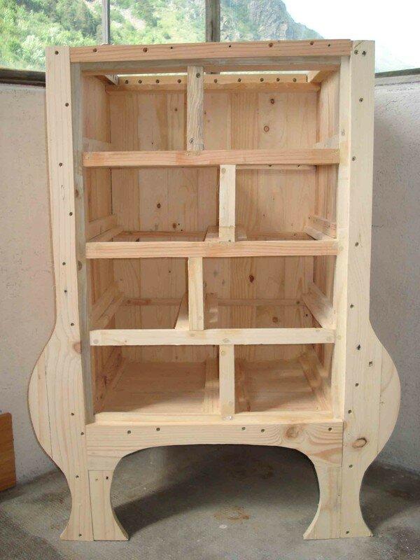 comment fabriquer un petit meuble de