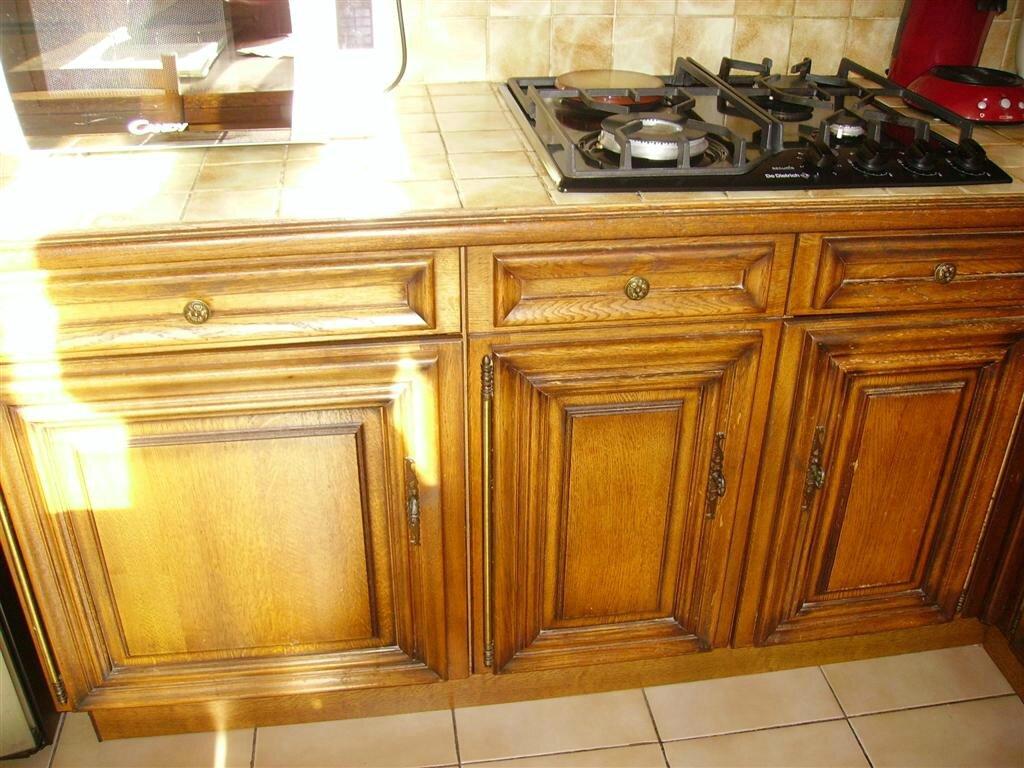 meuble haut cuisine blanc